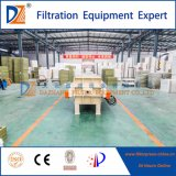 Filtropressa automatica ad alta pressione della membrana per estrazione mineraria