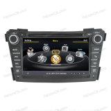 Para a Hyundai I40 aluguer de DVD Vídeo Bluetooh Sistema de Navegação GPS