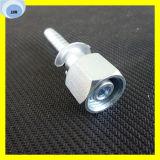 Metric Feminino Cone de 24 graus O-Ring HT
