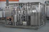 Installation de transformation fonctionnelle multi de crême glacée à échelle réduite 500L/H
