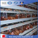 養鶏場の電流を通されたケージのための金網の網の鶏電池ケージの鳥小屋