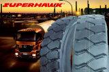 Superhawk Tire, 12.00r24 Radial Truck Tire, Dump Truck Tire