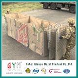 Caixa de Gabion/barreira de Hesco/Hesco soldado Gabion militar