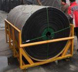 Banda transportadora de goma a prueba de calor del Ep de los materiales calientes