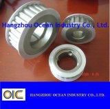 Poulie de distribution en aluminium HTD