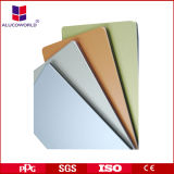 Alucoworld Cheapest con alta calidad Panel Compuesto de Aluminio de 3mm