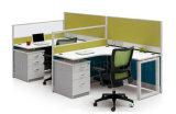 Nouveau centre de table bureau moderne Partition pour 2 personne (SZ-WST829)