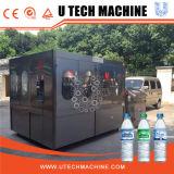 Ligne remplissante de mise en bouteilles d'eau embouteillée en plastique automatique