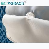 Panno industriale della filtropressa del polipropilene del poliestere del tessuto del filtro