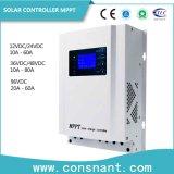 MPPT Solaraufladeeinheits-Controller 12V/24V/48V/96VDC 10AMP - 80AMP