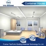ISOは鉄骨構造の組立て式に作られた容器の家キットを証明する