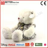 Personnaliser les jouets mous d'ours de nounours de peluche de peluche
