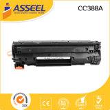 Горячая продажа совместимый картридж с тонером CC388A для HP