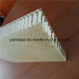 Il favo della vetroresina della superficie ruvida riveste i comitati di pannelli del favo di FRP per ulteriore laminazione