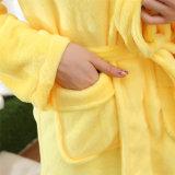 Bathrobe relativo à promoção do hotel/os Home pijama/Nightwear de Terry do algodão/