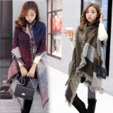 As mulheres Cachecol Soft Cashmere Cachecol Inverno lenço quente