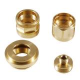Parti di giro di fabbricazione Al6061 del metallo di precisione di alluminio su ordinazione di CNC