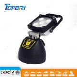 15W磁気再充電可能な携帯用洪水LED作業ランプ