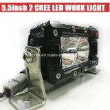 Barra ligera de 20W 5.5inch LED del trabajo popular del coche (GT3300A-20W)
