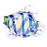 Glaspfeife-Glashandrohr-Fisch-Glaslöffel-Rohr