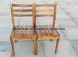 Das feste Holz, das Stuhl-moderne Stühle zurück speist, steht Stühle still (M-X2510)