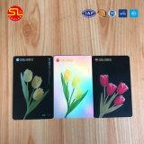 中国のバンクカードのサイズIDのブランクプラスチックPVCカード