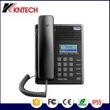 VoIP Poeの電話IPの電話デスクトップのオフィスの電話