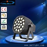 Berufsstadiums-LICHTPUNKT steuerte Bienen-Auge NENNWERT LED des Wäsche-Träger-Summen-4in1 RGBW 19*15W Licht