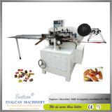 単一層二重マルチPurpos自動折るチョコレートパッキング包む機械