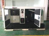 180kw / 220kVA diesel automática do elevador eléctrico de potência acústica silenciosa gerador diesel de baixo ruído com ATS