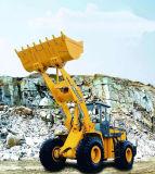 Heiße verkaufen3 Tonnen-Rad-Ladevorrichtung (Kapazität der Wanne 1.7m3)