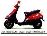 Motorrad - FI-Phoenix XDZ125T-A