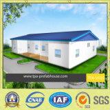 Camera bassa della costruzione prefabbricata delle tre camere da letto
