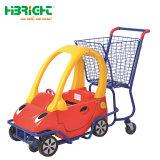 La seguridad y la colorida Kids Carrito de Compras carrito de supermercado