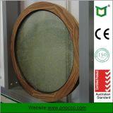 ألومنيوم نافذة مستديرة مع زجاج يجعل في الصين