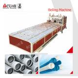 Máquina automática de Belling del tubo del PVC del plástico