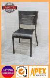 Chaise côté industrielle chaise à café
