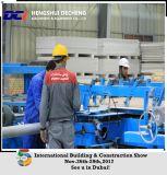 Maquinaria de la tarjeta de yeso del sector de la construcción