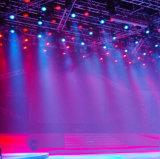 6 Summen-bewegliches Hauptlicht PCS-10W LED mit RGBW farbenreich