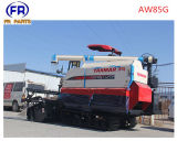 Yanmar 밥 결합 수확기 기계 Aw85g