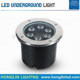 Alta calidad subterráneo al aire libre de la lámpara del jardín de la iluminación 36W del LED