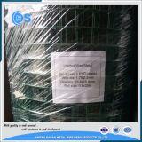 La venta caliente galvanizó el panel de acoplamiento soldado de alambre