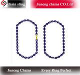 T (8) imbracatura rotonda della catena a maglia con il diametro 20 di alta qualità