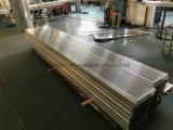 Decoración exterior de aluminio recubierto de polvo de los paneles de pared perforada