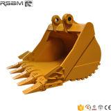 Rsbmの規則的な土工の作業のための標準掘削機のバケツ
