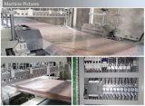 Macchina laterale di imballaggio con involucro termocontrattile della scheda di pavimentazione della macchina di sigillamento quattro automatici