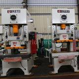 Máquina da imprensa de perfurador do pórtico do desenho profundo de metal de folha Jh21-45