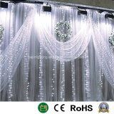 Le rideau de lumière à LED pour Noël et le mariage