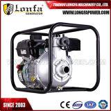 5.5HP 2 polegadas de pequenos motores a gasolina gasolina motor bomba de água portátil