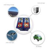 3.2V 100ah passen 12 Volt-Sonnenenergie-tiefe Schleife-Solarbatterie des Volt-100ah /24 Volt/48 an